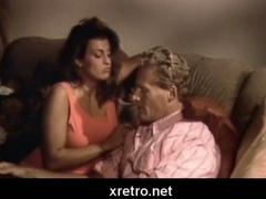 Classic 80's retro porn movie