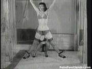 Betty Page Bondage   Spanking