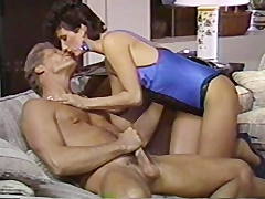 Amber Lynn Hot Line 976 - Scene 2 - Classic X Collection