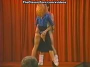 Nina Hartley, Billy Dee in wild sex in pu ...