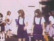schoolgirls vintage ...f70